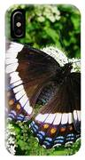 Posing Butterfly IPhone Case