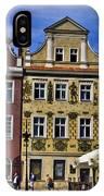 Posnan Shops - Poland IPhone Case