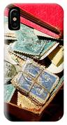 Postage Stamps IPhone Case
