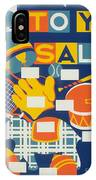 Poster: Toys, C1940 IPhone Case