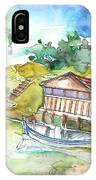 Potamos Liopetri 01 IPhone Case