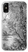 Potomac River IPhone Case