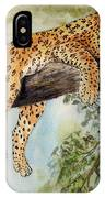 Pounce IPhone Case