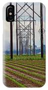 Power And Plants II IPhone Case