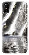 Powerscourt Waterfall, Powerscourt IPhone Case