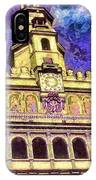 Poznan City Hall IPhone Case