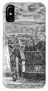 Prague: Castle Stairs IPhone Case