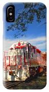Prettiest Train Ever IPhone Case