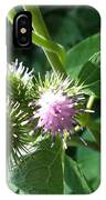 Pretty Prickles IPhone Case