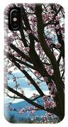 Pretty Spring Flowering Tree IPhone Case