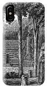 Prince Demetrius Augustine Gallitzin (1770-1840) IPhone Case
