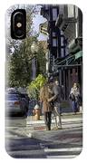 Princeton Afternoon - New Jersey IPhone Case