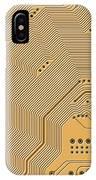 Printed Circuit IPhone Case
