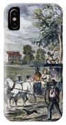 Pro-union South, 1862 IPhone Case