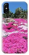 Profusion Of Pink IPhone Case