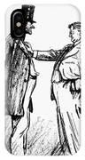 Prohibition Cartoon, 1928 IPhone Case