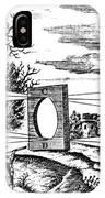 Properties Of Light, 1685 IPhone Case