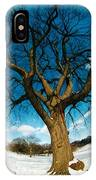 Prospect Park Tree IPhone Case