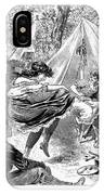 Prostitution, 1895 IPhone Case