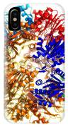 Proteasome, Molecular Model IPhone Case