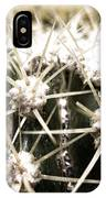 Protection Mechanism IPhone Case