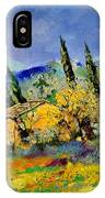 Provence 452190 IPhone Case