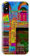 Psychadelic Architecture IPhone Case