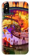 Psychedelic Daze IPhone Case