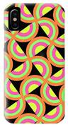 Psychedelic Squares IPhone Case