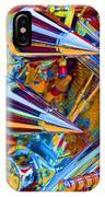 Psychodelic Chopper-2 IPhone Case