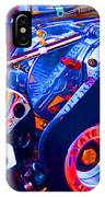 Psychodelic Supercharger-1 IPhone Case