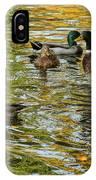 Ducks Unlimited 02 IPhone Case