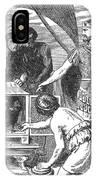 Publius Claudius Pulcher And The Sacred IPhone Case
