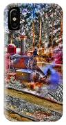 Puffing Billy IPhone Case