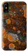 Pumpkin Abstract IPhone Case