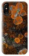 Pumpkin Abstract Square IPhone Case
