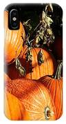 Pumpkin Palooza IPhone Case