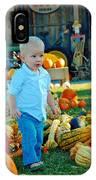 Pumpkin IPhone X Case