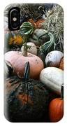 Pumpkin Piles IPhone Case