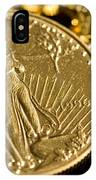 Pure As Gold IPhone Case