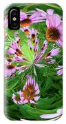 Purple Coneflowers IPhone Case