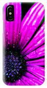 Purple Dew IPhone Case