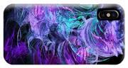 Purple Fusion IPhone Case