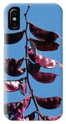 Purple Pods IPhone Case