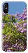 Purple Prelude IPhone Case