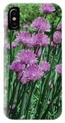 Purple Spikes IPhone Case