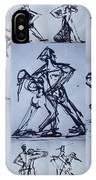 Put Your Arms Around Me IPhone Case