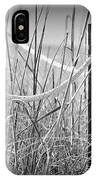 Pylons On The Beach IPhone Case