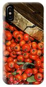 Pyracantha Berries IPhone Case