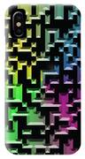Qr Art IPhone Case